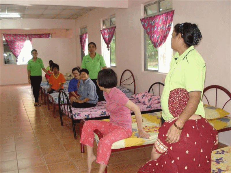 Female Dorm